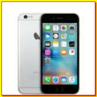 HANDPHONE MURAH Iphone 6+ 64gb grey grs 1thn distributor resmi