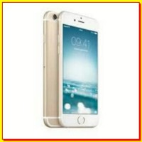 HANDPHONE MURAH Iphone 6+ 16gb gold grs 1 thn distributor resmi