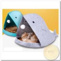 [DS] Tempat Tidur Hewan Binatang Anjing Kucing F60 Portable Kandang Mi