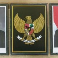 Jual Foto Presiden Wakil Presiden Dan Burung Garuda Bingkai