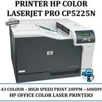 Printer Laser A3 Colour HP CP5225n - A3 Bewarna, 20PPM, 600DPI