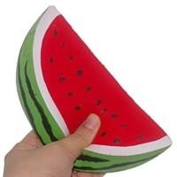 Harga best seller squishy semangka biji 14cm mainan | DEMO GRABTAG