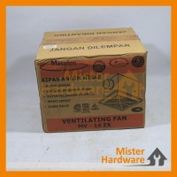 KIPAS ANGIN EXHAUS/VENTILASI MASPION MV-14EX 4