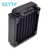 80 Mm Buah Air Pendinginan Radiator untuk Chip Komputer CPU GPU VGA Ra