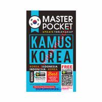 MASTER POCKET UPDATE TERLENGKAP KAMUS KOREA