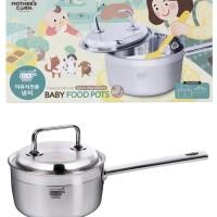 Motherscorn mother's corn Baby Food Pots panci