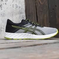 Sepatu Running Asics Fuzex Grey (original)