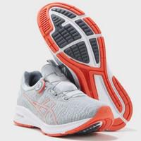 Sepatu Running Asics Dynamis Mid Grey (original)