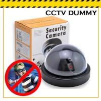 Kamera CCTV Replika / Palsu / Fake / Tiruan / Dummy / Simulasi INDOOR