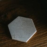 Marble Coaster | Tatakan Gelas Marmer