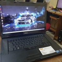 Murah LAPTOP CORE I7 DELL Latitude 2ND Eseries 4GB 320 HDD 15INCH GRS