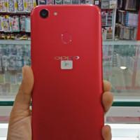 Hp second oppo f5 6/64gb red garansi resmi oppo fullset original