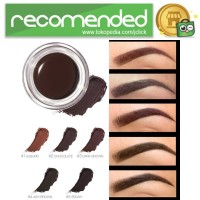 Focallure Eyebrow Cream Kosmetik Alis Mata Drying Waterproof - 03 - D