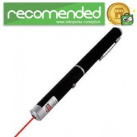 Laser Pointer Red Star Beam 5MW - Merah