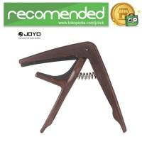 JOYO Capo Gitar Wood Design - JCP-01 - Coklat