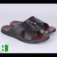 Sandal pria kulit selop Jepit NO nike navara bata kicker lebaran cowok