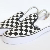 Sepatu Vans Checker Board Slip On Premium Quality