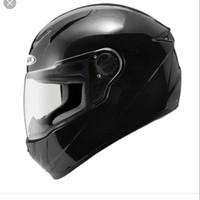 Helm Zeus Z811 Speedster AL6 Black Fullface Z-811 Speed