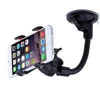 Car Phone Holder Mobil Lazypod Lazy pod Panjang Tempat Jepit HP