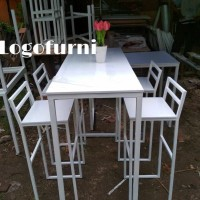 Meja bar set & Meja Resto Cipete