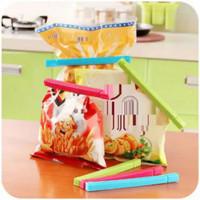 P-18000955 Penjepit Kemasan Plastik Snack- Segel Jepit Plastik Makanan