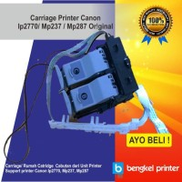 Carriage Unit Printer Canon Pixma iP2770 Mp237 Mp287 Murah