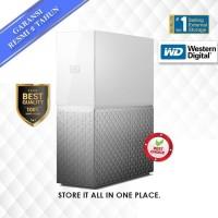 WD My Cloud Home 8TB - Hardisk Eksternal Personal Cloud Storage