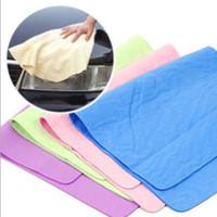 [MEDIUM] 43x32 LAP SERAT/Kanebo, Lap Mobil/Motor, Magic Towel non pack