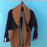 Harga oline workrobe pop up outer purple mix f | Pembandingharga.com