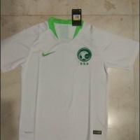 Jersey Grade Ori Saudi Arabia Home Arab Saudi World Cup Berkualitas