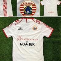 Jersey Persija Jakarta Away Gojek Liga 1 2018 Grade Ori Diskon