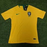 Jersey Grade Ori Brazil Home Jersey Brazil Home World C Diskon