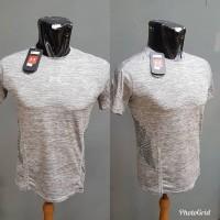 Kaos Tshirt Baju Running Gym Fitness Olahraga Training Diskon