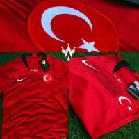 Jersey Grade Ori Turkey Home 2018 World Cup Oficial Murah