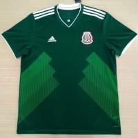 Jersey Grade Ori Meksiko Home Mexico Home World Cup 201 Diskon