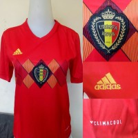 Jersey Ladies Belgia Home Piala Dunia Wold Cup 2018 Gra Berkualitas