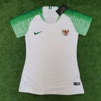 Jersey Timnas Indonesia Away Ladies Official 2018 Limited