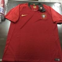 JERSEY PORTUGAL HOME WORLD CUP 2018 GRADE ORI Murah