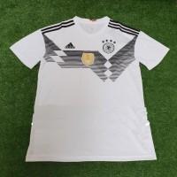 Jersey Grade Ori Jerman Home World Cup 2018 Berkualitas