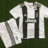 Jersey Kids Anak Kecil Juve Juventus Home 2018 2019 Gra Berkualitas