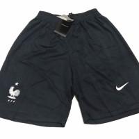 Celana Bola Prancis Home World Cup 2018 Grade ori Berkualitas