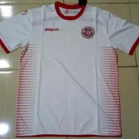 Jersey Grade Ori Tunisia Home World Cup 2018 Berkualitas