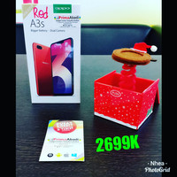 Oppo A3S Red 3GB New