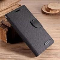 Flip Cover Wallet Dompet Kulit Skin Soft Case Casing HP Vivo Y65 Y66