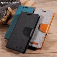 Flip Cover Wallet Dompet Kulit Skin Cover Case Casing HP Vivo Y69