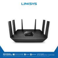 Linksys EA9300-AH Max-Stream AC4000 Tri-Band Wi-Fi Router