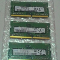 Sodimm ram memory 4GB laptop ddr4 pc4 2400 SAMSUNG