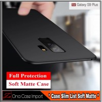 Case Samsung Galaxy S9+ / Plus New Edition Casing Slim hp Cover S 9 +