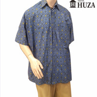 Harga batik huza hem katun super jumbo | Hargalu.com