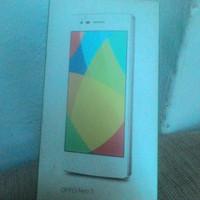 Dus Hp oppo neo 5 second